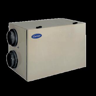 Carrier HRVXXLHB1150 ventilator.